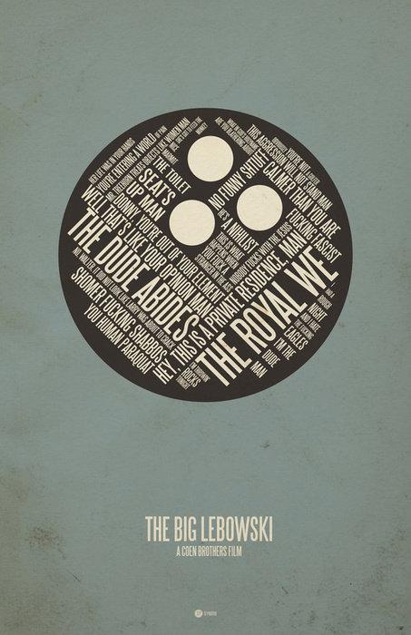 47 Minimalistycznych Plakat 243 W Filmowych Czytajniepytaj