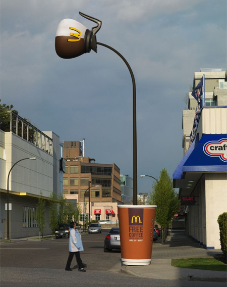 the-free-coffee-pole-mc-donalds-innovative-creative-ad-brand-green.jpg
