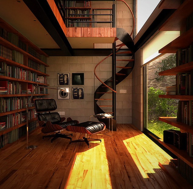 library-overlooking-garden-and-spiral-staircase.jpg